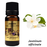 100% эфирное масло «Жасмин» (Франция) (арт.5390), 10мл